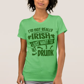 Everyone is Irish Saint Patricks Day Funny Quote