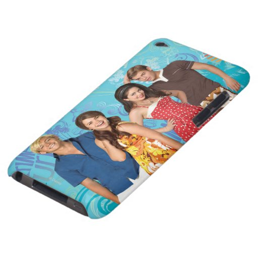Everyone Just Sings & Surfs iPod Touch Cases