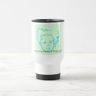Everyone loves a frizzy girl mug