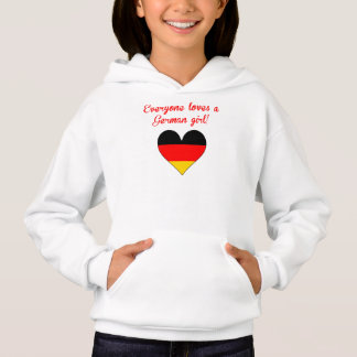 Everyone Loves A German Girl