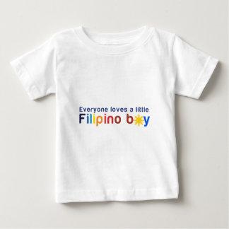 Everyone loves a little Filipino boy T-shirt