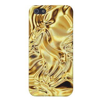 Everyone Loves Gold iPhone 5/5S Covers