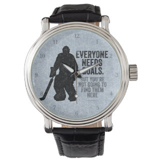 Everyone Needs Goals (Hockey) Watch