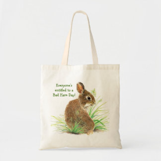 Everyone's Entitled to a Bad Hare Day, Bunny Humor