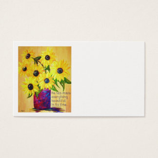 Everything Beautiful Card that Leaves a Witness
