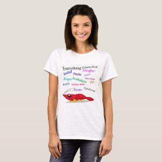 Everything Crawfish T-Shirt