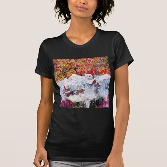 Everything happens during Christmas time T-Shirt