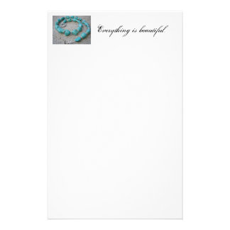 Everything is Beautiful stationery notes