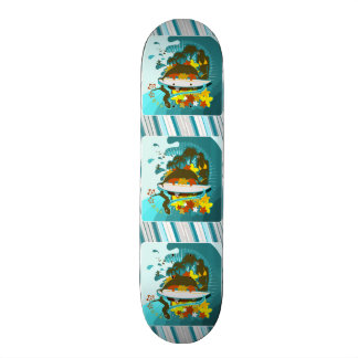 Everything Is Better At The Beach Skate Decks