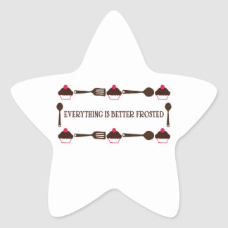 Everything Is Better Frosted Stickers