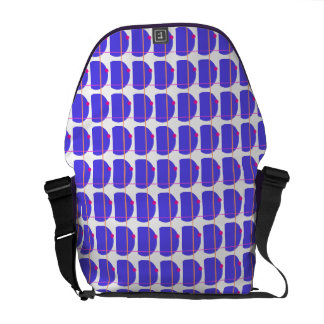 Everything Is Easy Messenger Bag