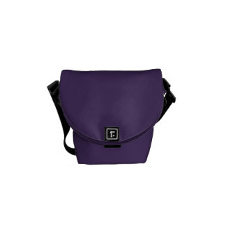 Everything Is Easy Messenger Bags