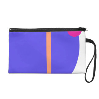 Everything Is Easy Wristlet Clutch