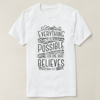Everything is Possible Men's T-Shirt