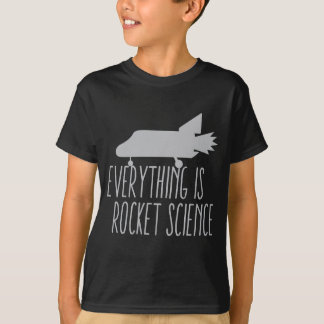 Everything is ROCKET SCIENCE T-Shirt
