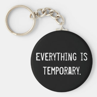 Everything is temporary keychain
