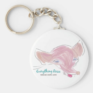 Everything Rosie Keychain