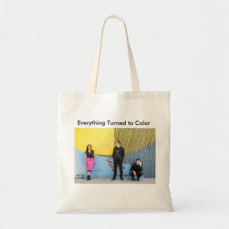Everything Turned to Color Tote Bag