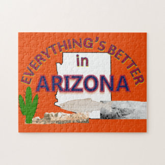 Everything's Better in Arizona Puzzle