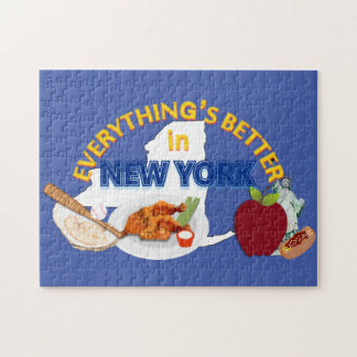Everything's Better in New York Puzzle