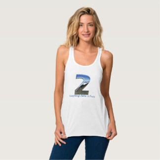 Everything's Better in Two's Tank Top