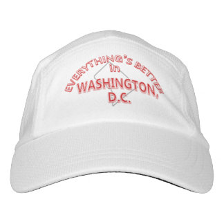 Everything's Better in Washington, DC Cap