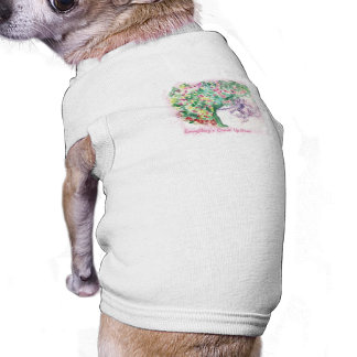 Everything's Comin' Up Rosie pet t-shirt