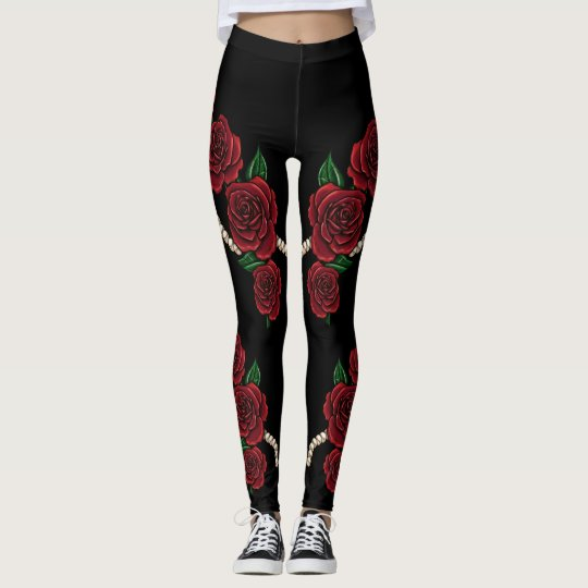 Everything's Roses Leggings