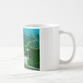Everywhereness Great Wall Of China Classic White Coffee Mug