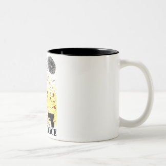 Evidence Two-Tone Coffee Mug