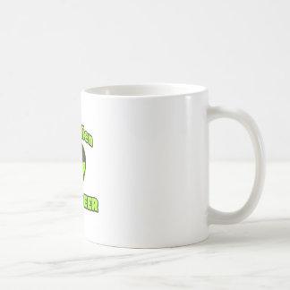 Evil Alien Engineer Coffee Mug