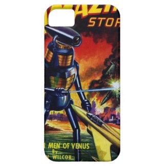 Evil Alien Robot iPhone 5 Covers