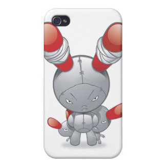 evil bunny iPhone 4/4S covers