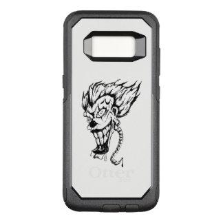 Evil clown Custom OtterBox Samsung Case