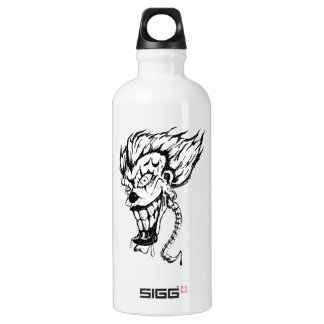 Evil clown Custom Traveller Water Bottle