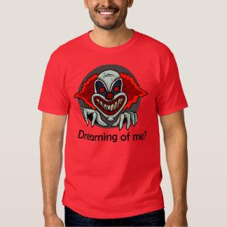Evil Clown T Shirt
