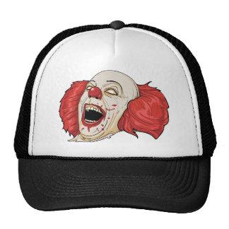 Evil Clown T Shirt Trucker Hat