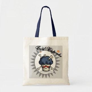 Evil Cupcake -Bones- Tote Bag