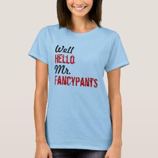 Evil Dead, Well Hello Mr. Fancypants, shirt, movie T-Shirt
