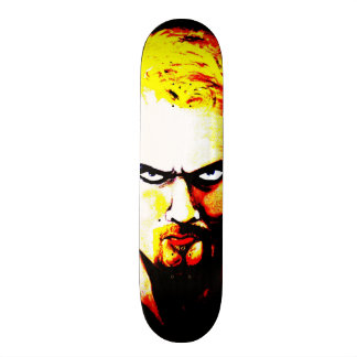 Evil Death Glare Skate Board