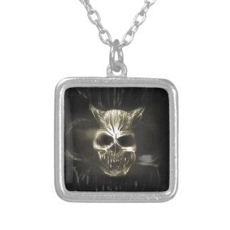 Evil Demonised Skull Custom Jewelry
