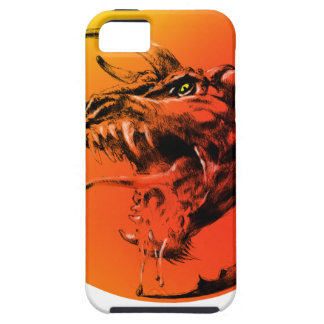 Evil dragon case for the iPhone 5