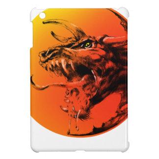 Evil dragon iPad mini case