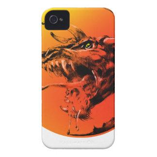 Evil dragon iPhone 4 Case-Mate case