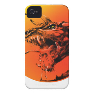 Evil dragon iPhone 4 cover