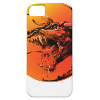 Evil dragon iPhone 5 case