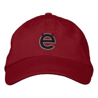 evil e embroidered hat