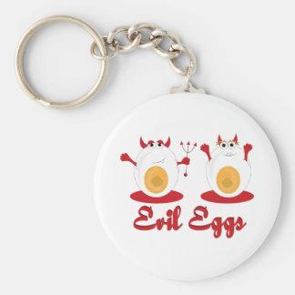 Evil Eggs Keychains
