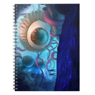 Evil Eye 2 notebook
