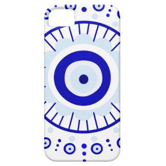 Evil Eye Burst iPhone 5 Cover
